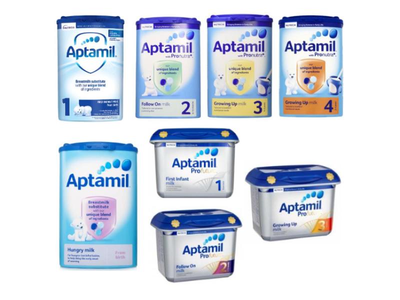 BninaFood trade and distribution - Aptamil