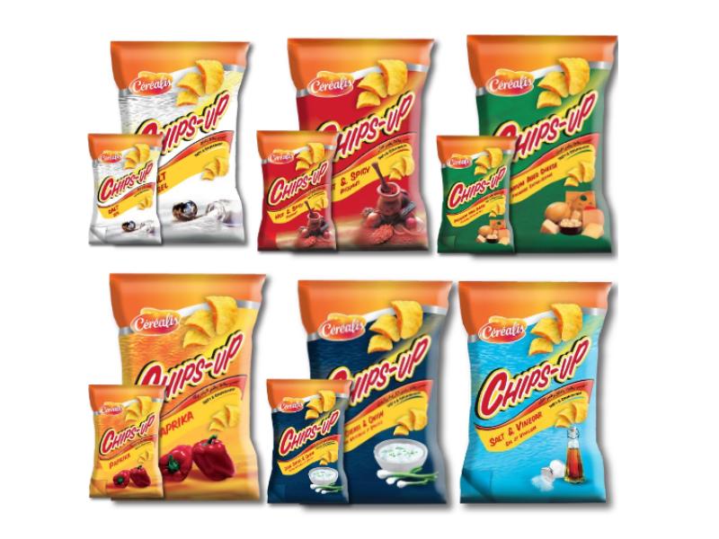 BninaFood trade and distribution - Céréalis Chips