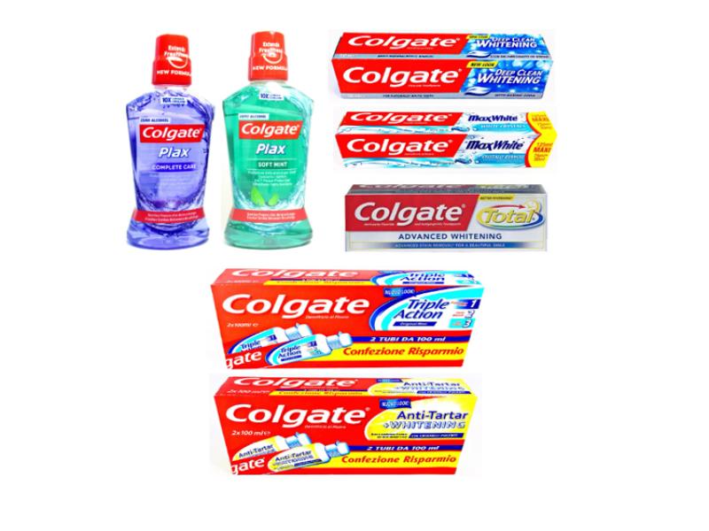 BninaFood trade and distribution - Colgate