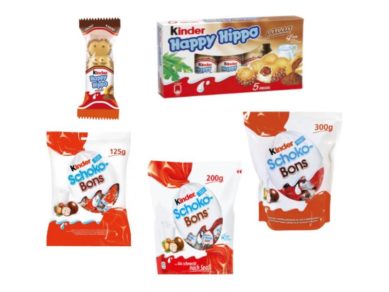 BninaFood trade and distribution - Kinder
