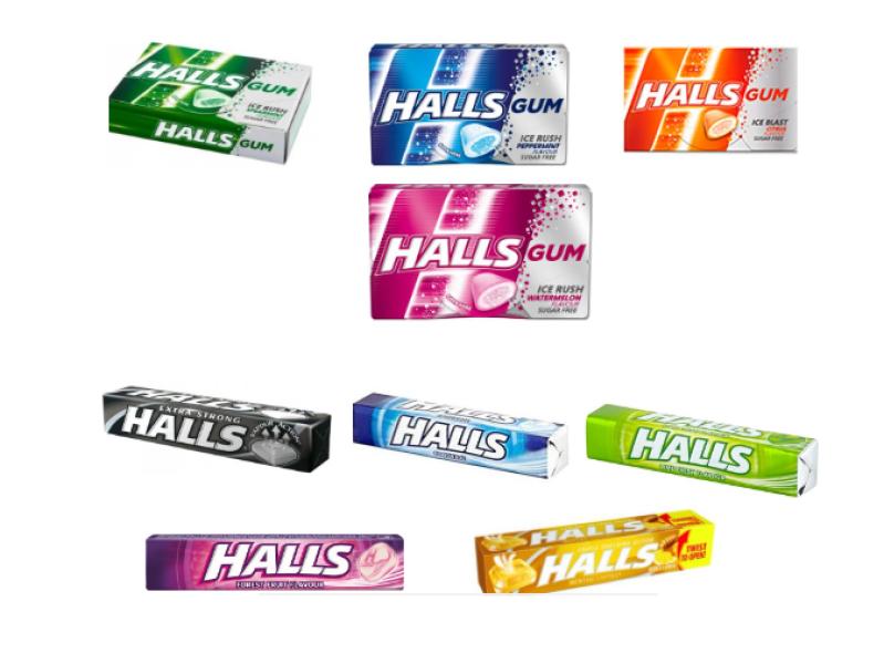 BninaFood trade and distribution - Halls