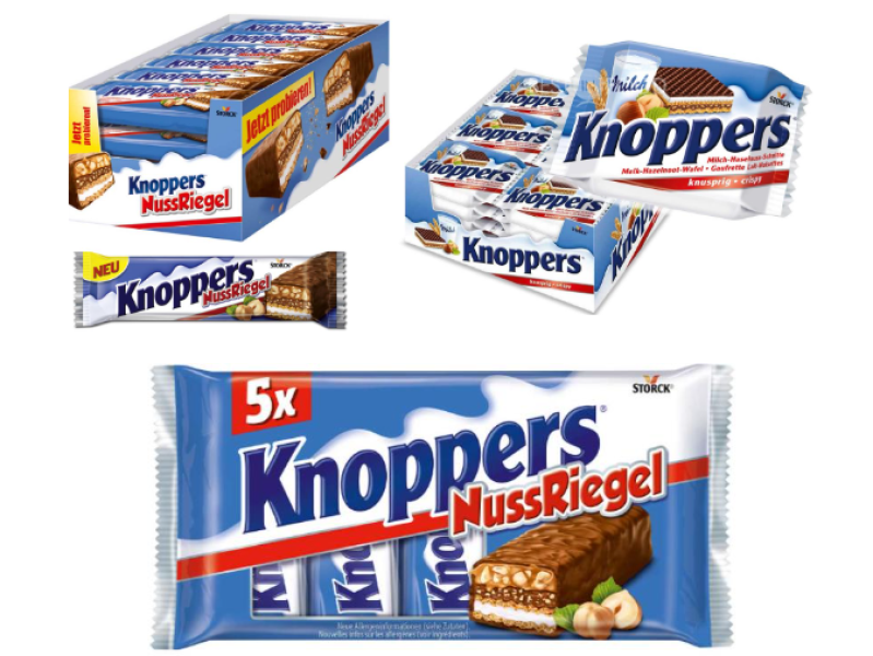 BninaFood trade and distribution - Knoppers