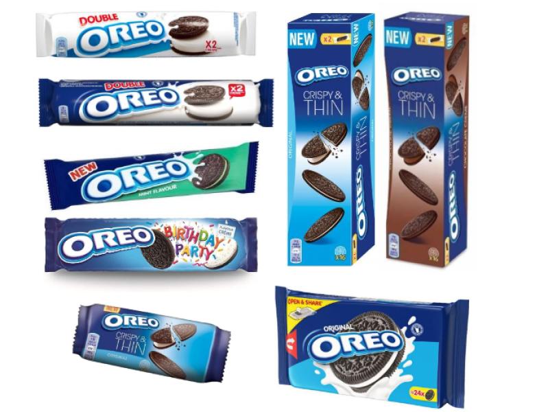 BninaFood trade and distribution - Oreo