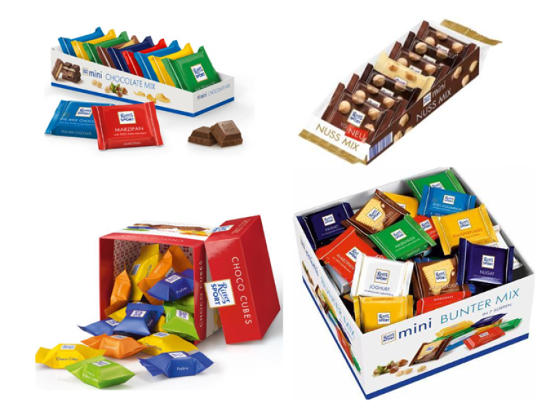 BninaFood trade and distribution - Ritter Sport