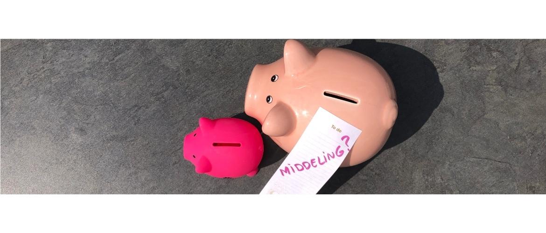 Belasting terugvragen door middeling