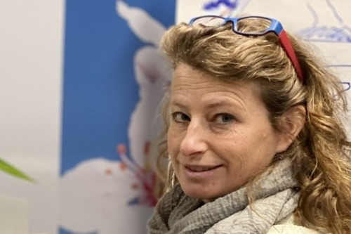 Bonsailiefhebber Agnes van Aarle