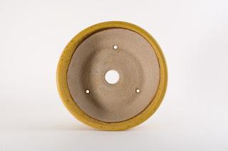 Bonsaipot met drie verankeringsgaten