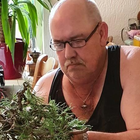 Gebruiker bonsai werktafel Masterlift en Twister blue