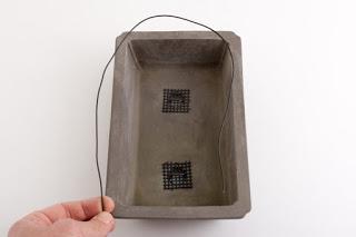 Bepalen lengte verankeringsdraden vierkante schaal