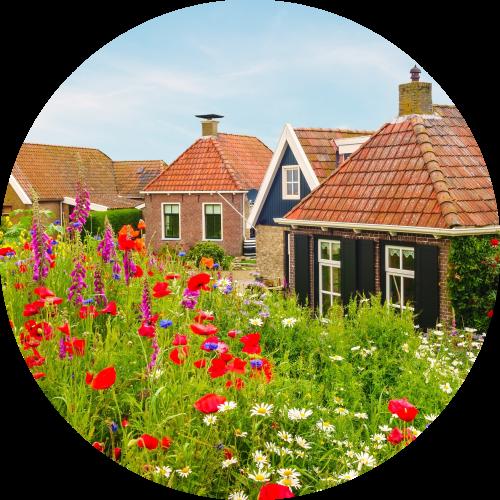 Groepsaccommodatie Friesland Huisjes