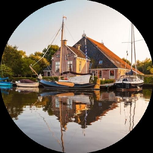 Groepsaccommodatie Friesland Vakantie