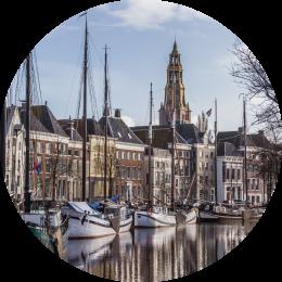 Groepsaccommodatie Groningen Martinitoren