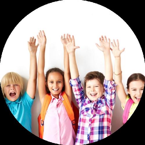 Schoolkamp Locaties kinderen