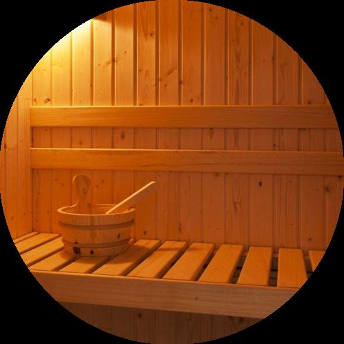 groepsaccommodatie 20 personen sauna