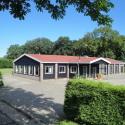 Groepsaccommodatie Zeeland Burg-Haamstede 48 personen met ruime tuin
