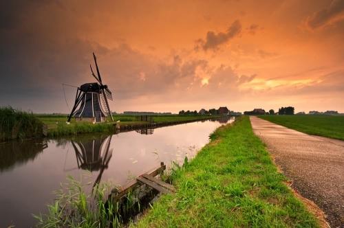 Groepsaccommodatie in Friesland elfstedentocht fietsen