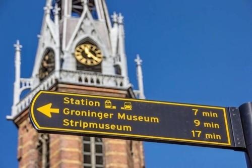Groepsaccommodatie Groningen studentenstad verblijven