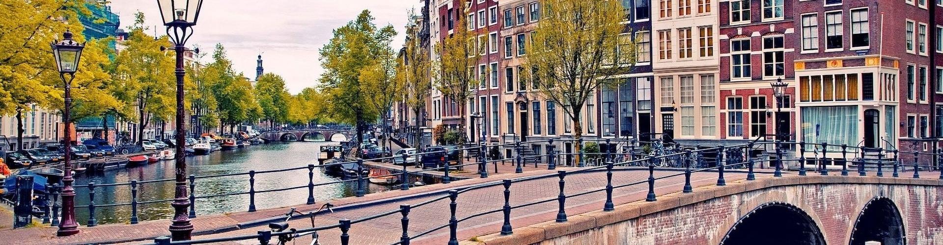 Groepsaccommodaties in Noord-Holland