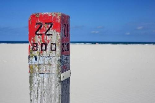 Groepsaccommodaties op Texel op de waddeneilanden aan het strand