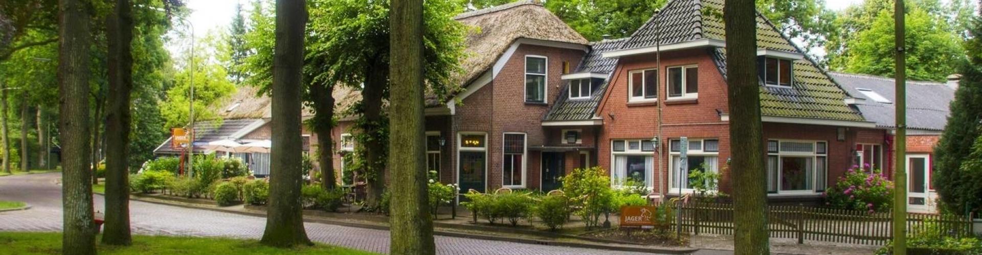 Grote groepsaccommodatie Sleen Drenthe