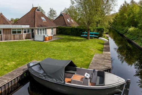 Groepsaccommodatie Eernewoude Friesland
