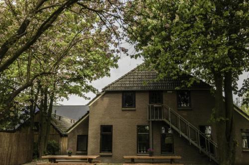 Groepsaccommodatie Ellertshaar 34 personen Drenthe