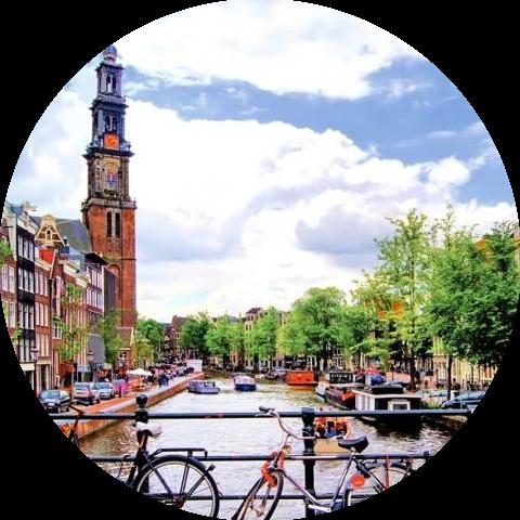 Amsterdam hoofdstad