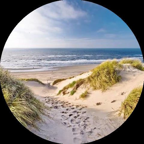 Strand Noord-Holland
