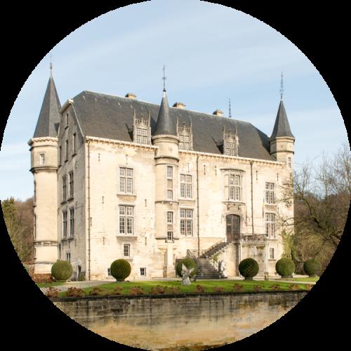 Limburg kasteel hoensburg