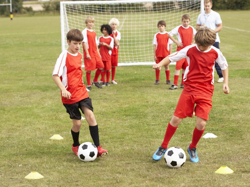 Teambuilding spellen uitvoeren
