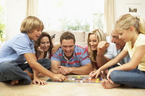 Groepsaccommodaties voor families in Nederland