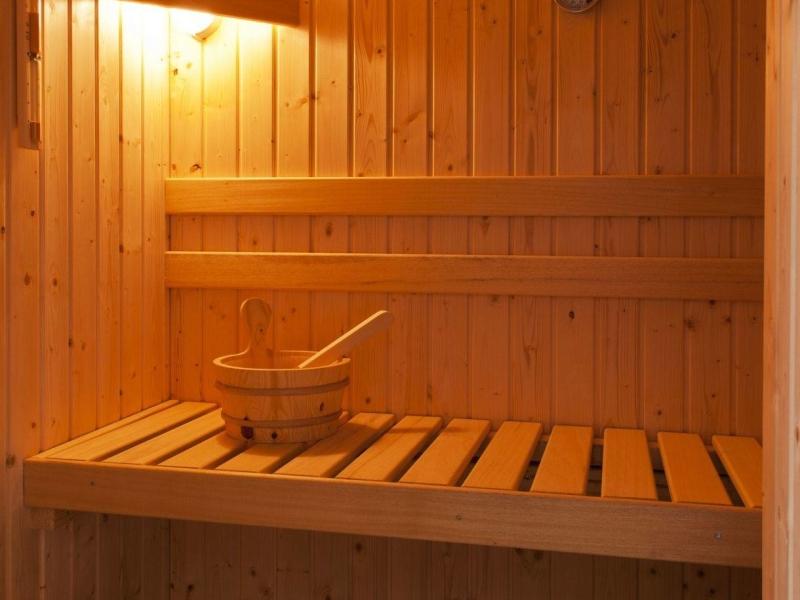 Groepsaccommodatie met sauna