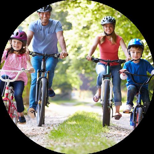 fietsroutes zuid limburg in de natuur