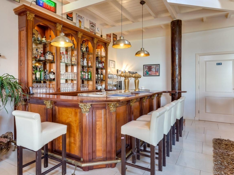 groepsaccommodaties om een feestje te vieren met eigen bar