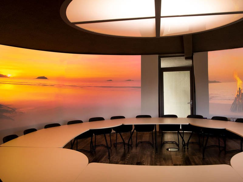 Groepsaccommodatie met eigen vergaderruimte of meeting