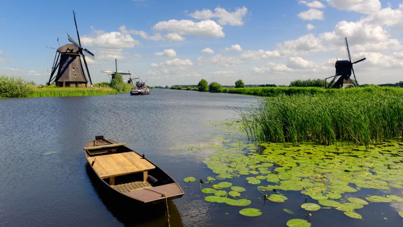 Groepsaccommodaties in Zuid-Holland