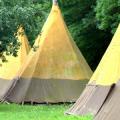 Tipi-tentenkamp Zevenaar 70 personen