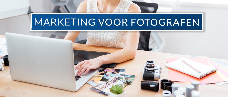 Marketing voor fotografen