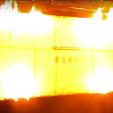 logo onthullen van jullie bedrijf, vuurwerk spektakel