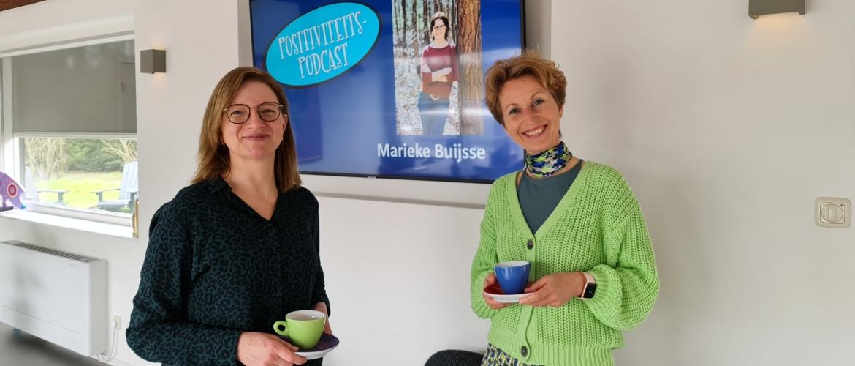 Positief 31 - Marieke Buijsse-van der Heijden: Puur natuur