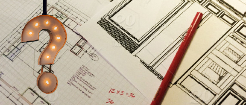 Is het nodig dat een architect of constructeur bij mij langskomt?