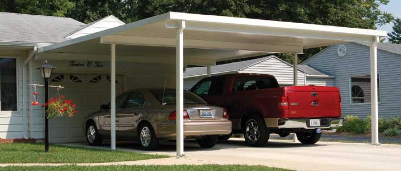 Bepaal in 7 stappen of je een vergunning voor jouw carport nodig hebt!