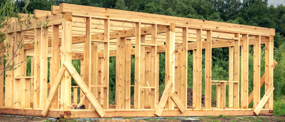 In 10 stappen een houten aanbouw aan jouw huis plaatsen.