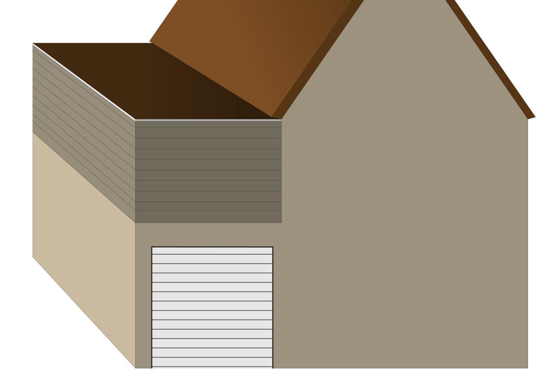 dakopbouw garage