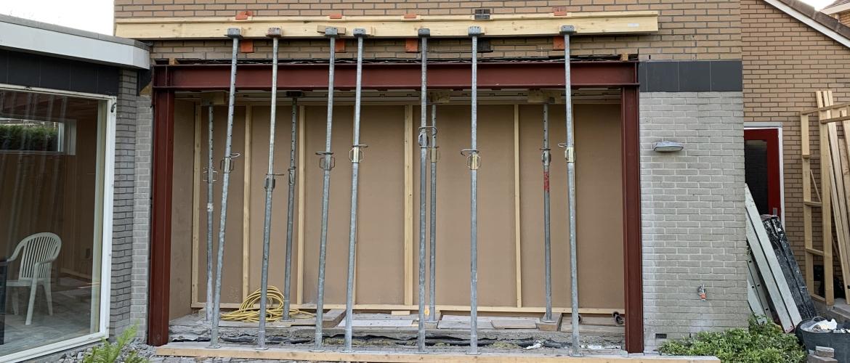 Uitbouw aan de achterkant van jouw woning. Kosten + regelgeving.