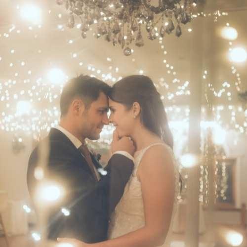 bruiloft niche