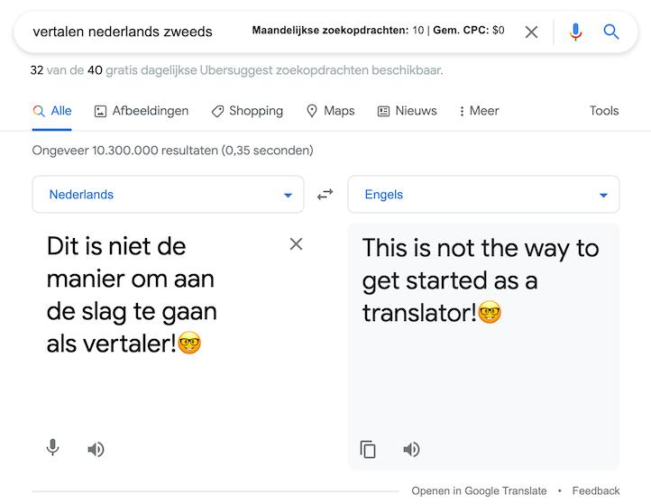 online geld verdienen met vertalen