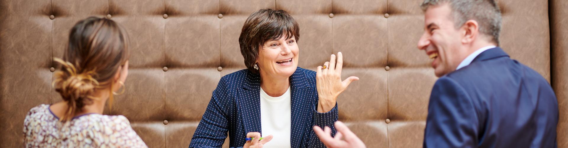 coaching van bedrijven en managers