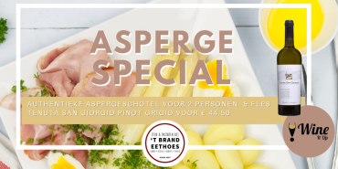 Asperge Special Wine It Up