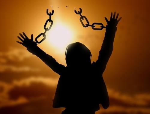 Ervaar vrijheid in je leven